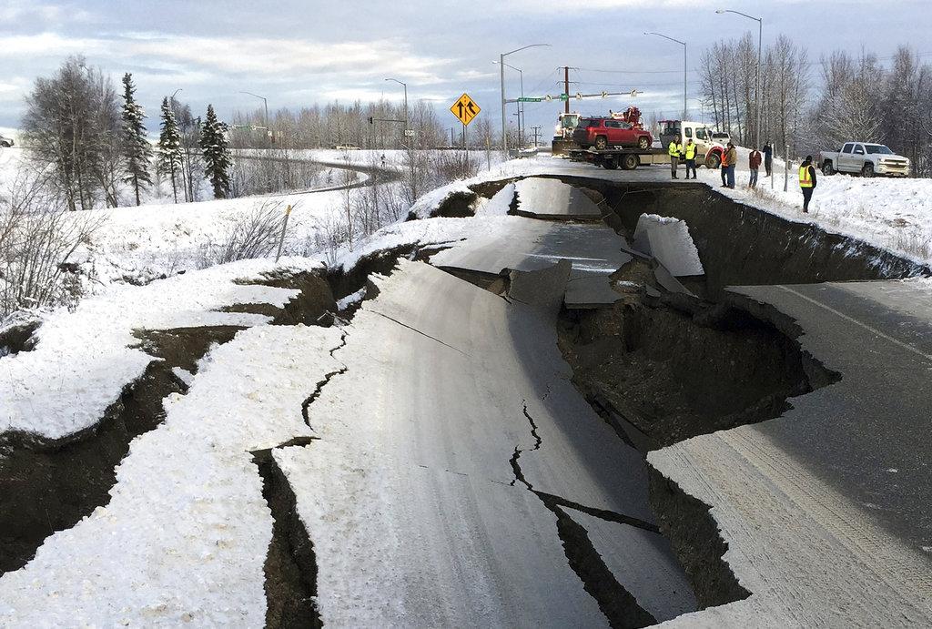 1964 Alaska Quake