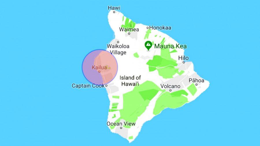 It became the 50th u.s. Magnitude 5.3 Earthquake Hits Hawaii; No Risk of Tsunami