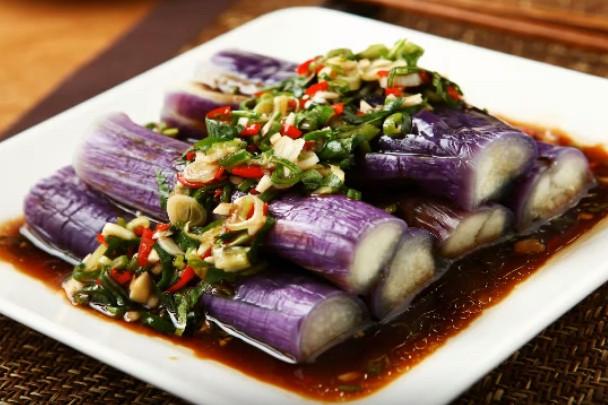 涼拌茄子 美味總是擋不住(視頻) | 美食 | 中國電視新聞網|網絡電視|衛星電視