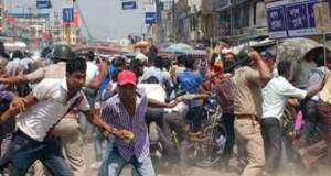 nti-news-Tense after the violence