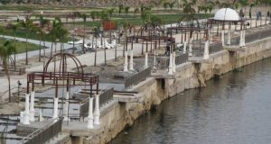 nti-news-lucknow-gomti-river-front-beautification-scam