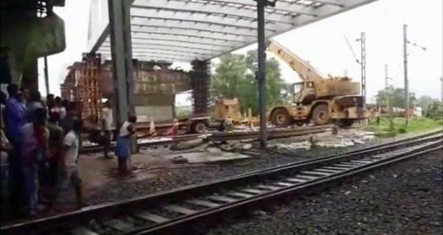 nti-news-Bihar-Under construction flyover collapses