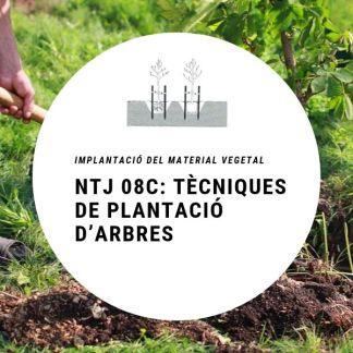 NTJ 08C Tècniques de plantació d'arbres