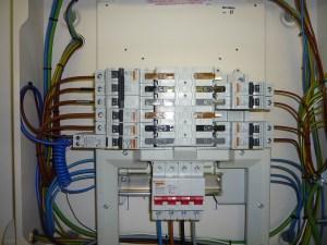 3 Phase Consumer Unit  NTL Electrical Services LTD Scarborough