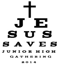 2014 Junior High Youth Gathering