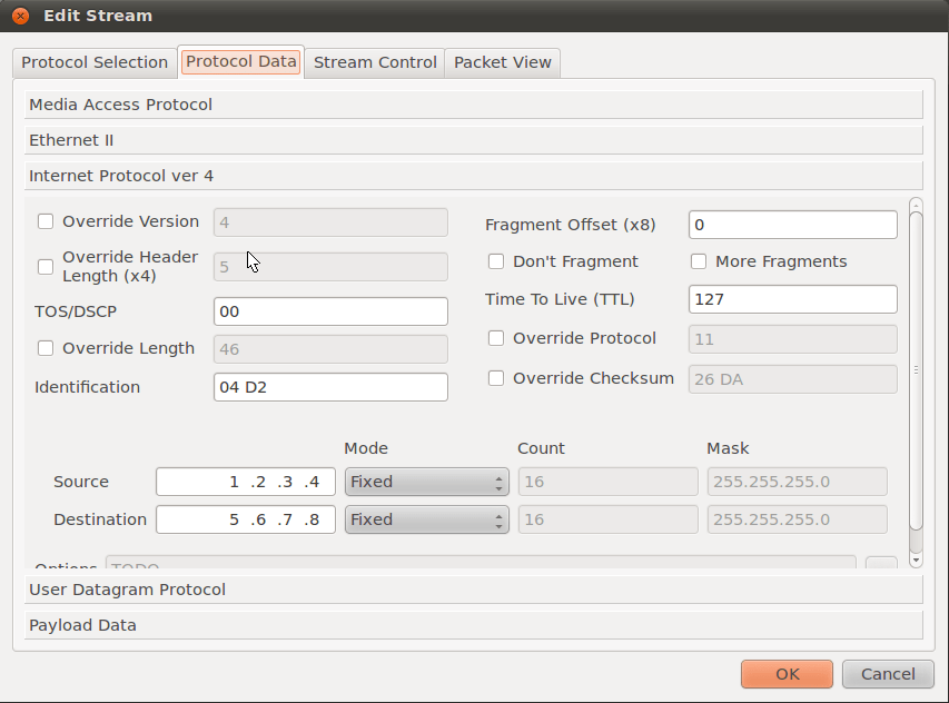 Building a 10 Gbit Traffic Generator using PF_RING and