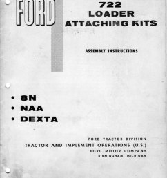 download ford tractors wiring diagrams the ford tractor wiring [ 1125 x 1455 Pixel ]