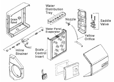 Aprilaire 700 Wiring Diagram Aprilaire Filters Wiring
