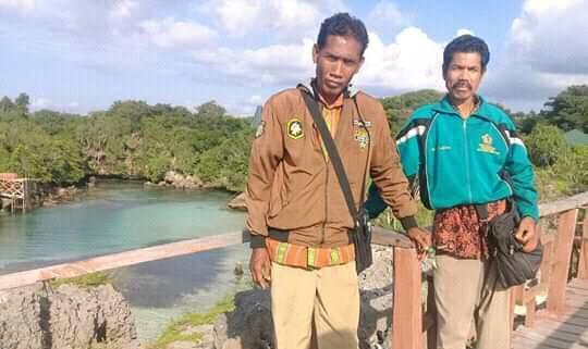 Kepala Desa Ate Dalo Disebut Sampaikan Berita Bohong