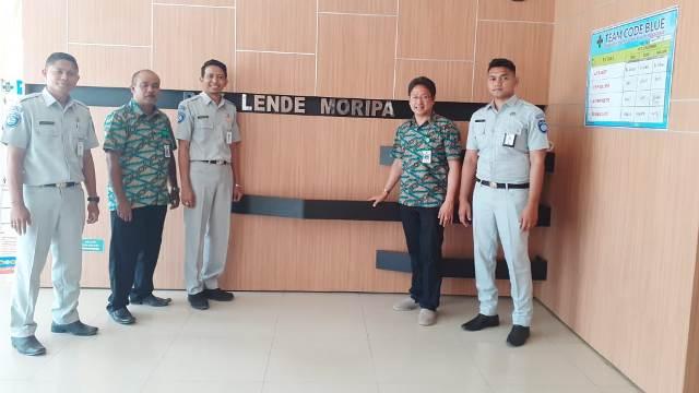 Perkuat Sinergitas, Tim Operasional Jasa Raharja Sambangi RS se-Daratan Sumba
