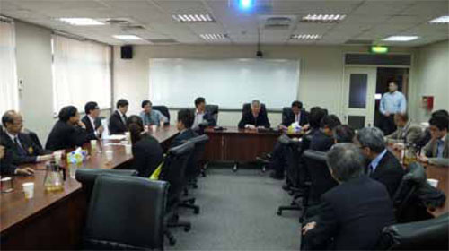國際交流_香港工程師學會來訪