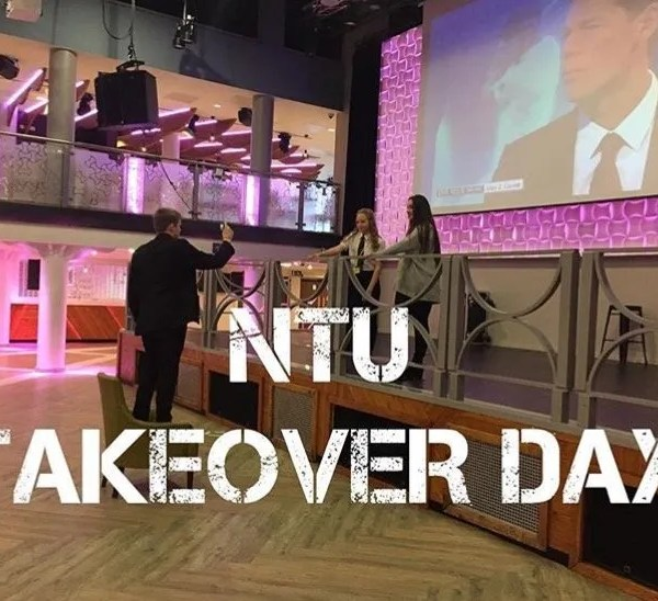 #TakeoverChallenge at NTU