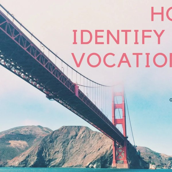 #1 The Power of Vocations: How to Identify Your Vocation and Path