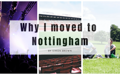 Why I moved to Nottingham from Leeds