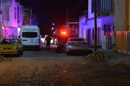 Agentes de la PGR encontrados en Xalisco