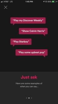 Siri en Sporify 2