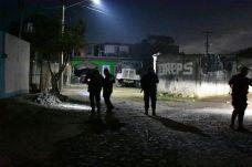 COMANDO ARMADO DISPARA en contra de una vivienda de la colonia Ampliación Tierra y Libertad de Tepic.1