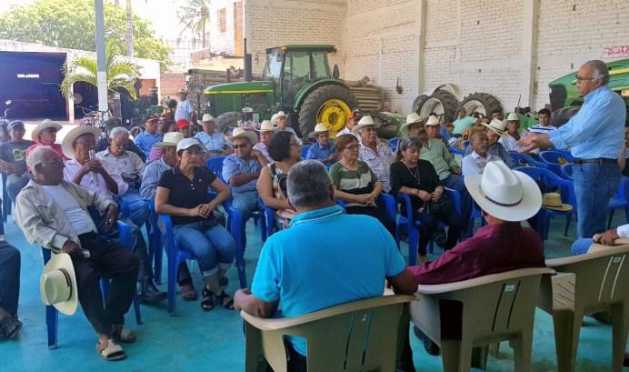 Doctor Navarro: AMLO rescatará el campo en Nayarit