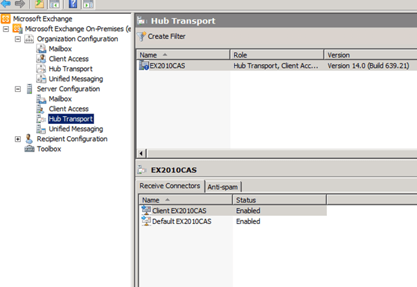 Question: How To Enable Exchange 2010 Anti Spam Feature (3/6)
