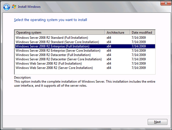 Question:How To Upgrade Windows Server 2008 Standard Edition To Enterprise Edition Step By Step (4/6)