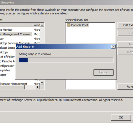 Question:How To Manage Public Folders In Exchange Server