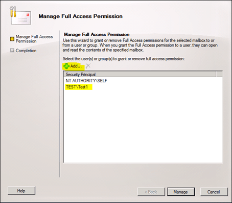 Question:How To Create Shared Mailbox In Exchange Server 2010 (3/4)