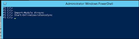 Force Azure Active Directory Sync To Office 365 - Cloud and