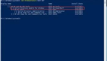 Install Windows Server 2012 DFS Using PowerShell - Cloud and DevOps Blog