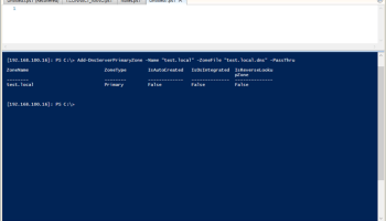 PowerShell Code: Add Multiple DNS Records From  CSV File To