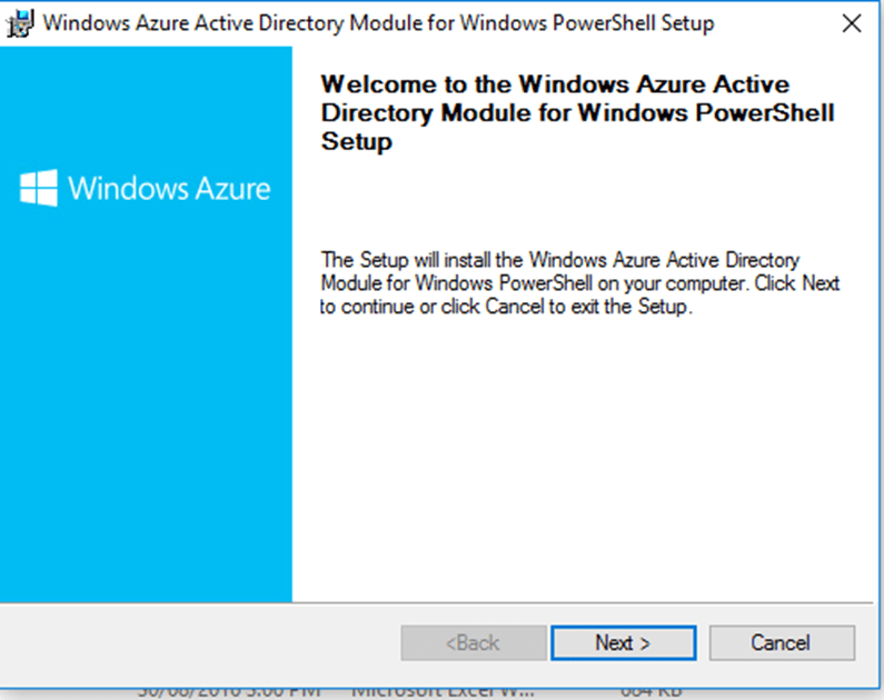 install skype for business 2015 powershell module