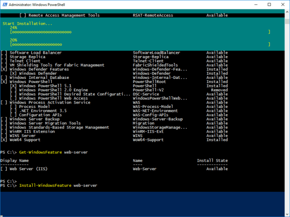 Part 5: Install IIS On A Windows Docker Container - Cloud and DevOps