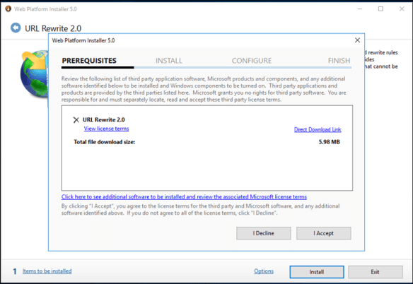 How To Redirect HTTP To HTTPS WebSite With Microsoft IIS 7+ Web