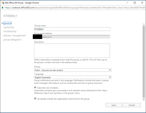 Send Emails From a Secondary SMTP Address Using Office 365 OWA Web