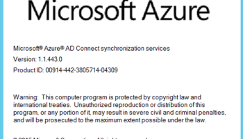 How To Disable Azure AD Connect Auto Update - Cloud and