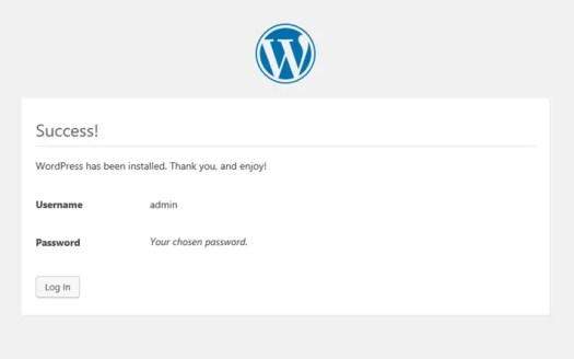 How to Install WordPress on Windows Nano Server 2016 - Cloud and DevOps Blog