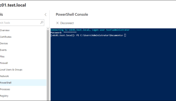 How to Enable Remote Desktop Using PowerShell On Windows Server 2016