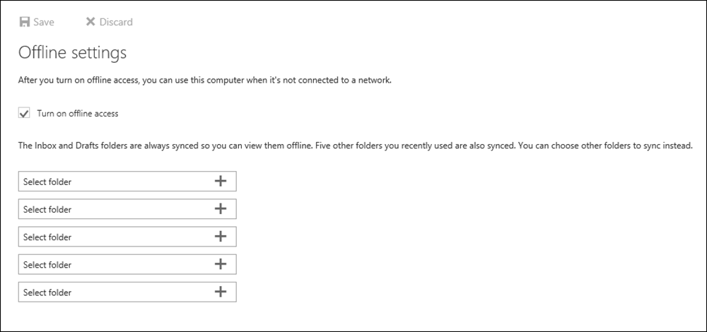how to connect outlook web app to outlook 2016