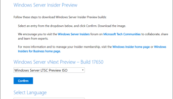 In Place Upgrade From Windows Server 2016 To Windows Server 2019