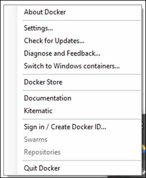 docker for windows kubernetes