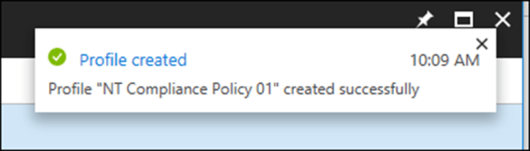 Deploy IOS Device Compliance Policy with Microsoft Intune