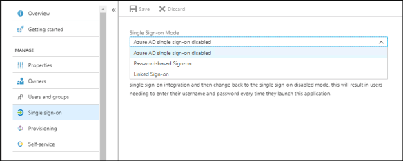 How To Configure Password Based Sign-on with Azure AD - Cloud and
