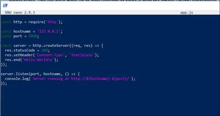 Install Node js on Ubuntu Linux 18 04 - Cloud and DevOps Blog