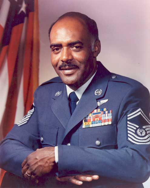 Sergeant Command Air Chief Force Master Ret