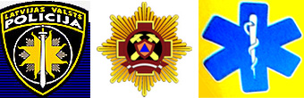 Operatīvo dienestu atskaite par notikumiem 9. janvārī