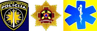Operatīvo dienestu atskaite par notikumiem, kas reģistrēti 2. un 3. aprīlī