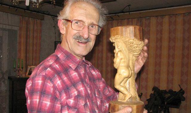 Harijs Macarovskis – cilvēks ar zelta rokām