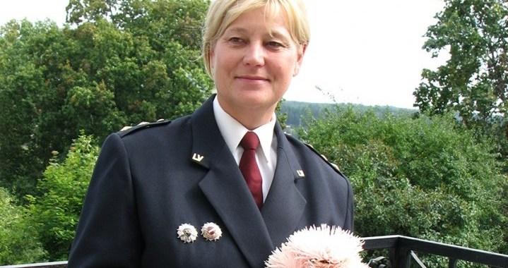 Ailona Dārzniece – jaunā Kandavas pašvaldības policijas priekšniece