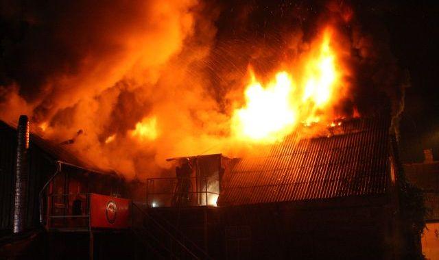 Palielinās  apkures ierīču izraisīto ugunsgrēku skaits