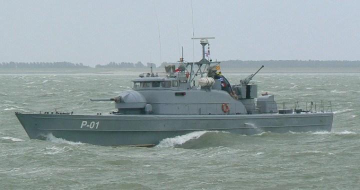 Patruļkuģi «Zibens» pārņems Jūras spēku mācību centrs