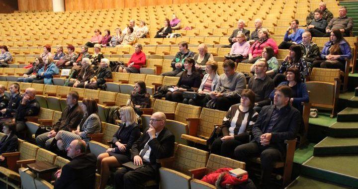 Iedzīvotāju sapulcē Slampē – par padarītajiem un plānotajiem darbiem